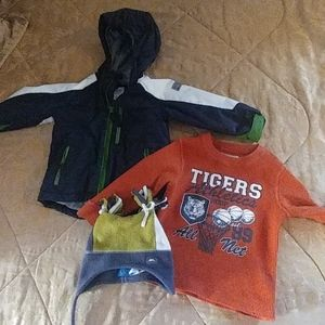 Toddler boy Bundle size 24months -3t